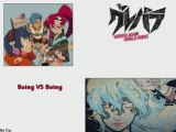 Boing VS Boing clip3 Gurren Lagann Parallel Works