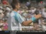 Tennis Resumé Wimbledon matchs hommes