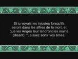 Sourate al-An'am (v74-110) - avec trad Francais - Soudais