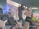 Dimmu Borgir @ Hellfest 2008 Serpentine Offering