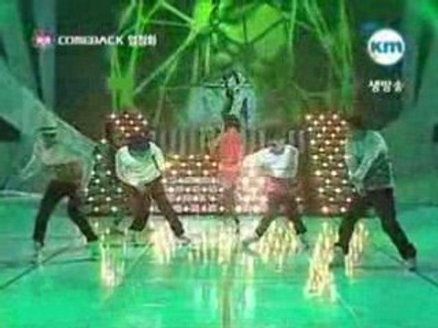 (10 Jul 08) Uhm Jung Hwa ft CL. Shaun Evaristo-DJ Mnet