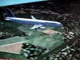 atterissage Montpelier A321