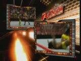 JBL vs Kofi Kingston WWE Draft 2008