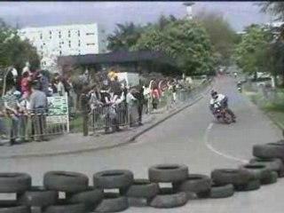 Rock'n Solex 2008, Course de vitesse