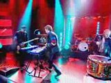 Coldplay Performs in Friday Night With Jonathan Ross