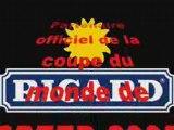 Bande annonce de la coupe du monde de SPEED 2008