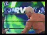 Scott Steiner WWE debut