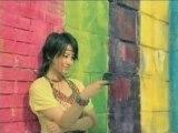 Maki Horikita docomo mobile telephone with 1segment tv cf