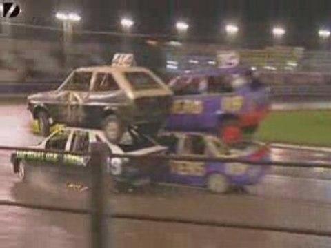 Siamese Car Racing