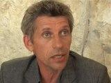 """Jacques Gamblin, acteur dans """"Nos Retrouvailles"""""""