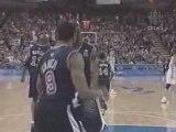 NBA- Vince Carter - Dunks Over 7'2 Guy At 2000 Olympics