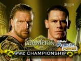 WWE Night-of champions2008 14/17 - Raw - Smackdown - ECW