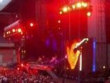 concert Bruce Springsteen Paris Parc des PRINCES JUIN 2008