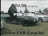 Mazda RX8 FXR-Corp  tuning carbone kit jantes ....