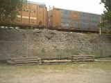 Csx auotracks railfanning in dayton ohio