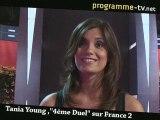 Interview Tania Young pour Le 4e Duel