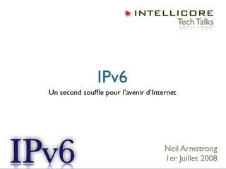 IPv6, un second souffle pour l'internet