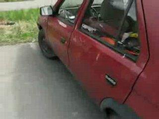 Suzuki Crash