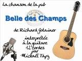Belle des Champs (publicité à la guitare 12 cordes)