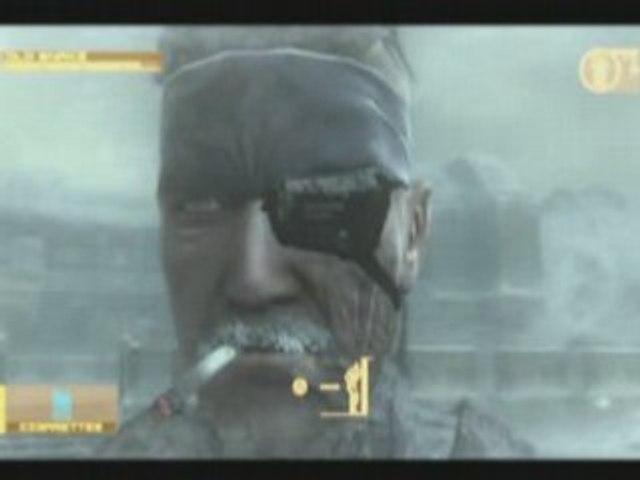 Videotest Metal Gear Solid 4 : la totale