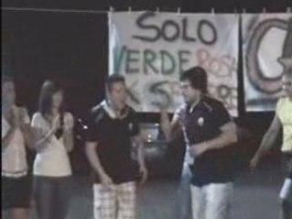 Cena Sociale 2008 del Rione Mota: GiocaMotaJouer