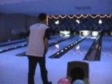 Bowling moi strike !