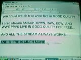 WATCH WWE PPVS LIVE FOR FREE ( good qulity) BEST SITE EVER..