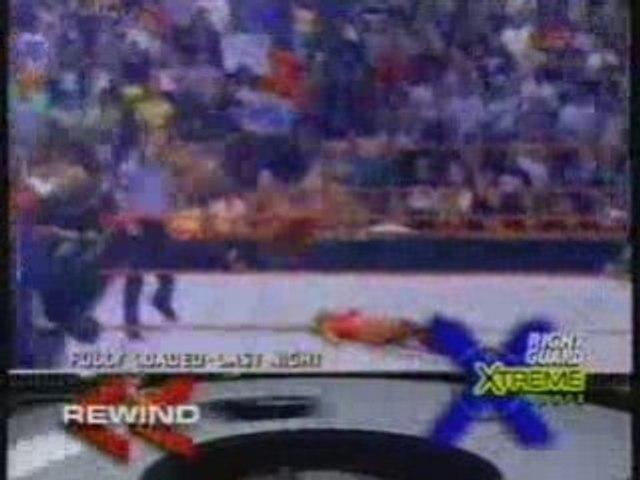 Lita vs Trish Stratus - Raw July 24, 2000