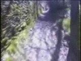 Caméra embarquée, descente VTT de la Boralde Flaujaguèse