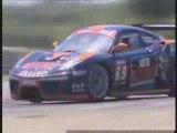 FFSA Championnat de France GT3 Val de Vienne Romain BRANDELA