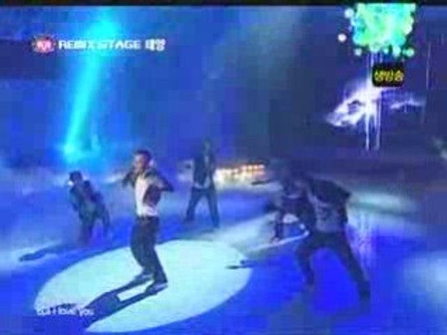 (03 Jul 08) Taeyang- Lie Remix Mnet Countdown