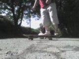 Moi skate ollie