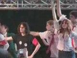 La danse de Hare Hare Yukai ! version groupe japan expo 2008