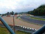 Essais F1 Spa Francorchamps 2007