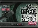 SKYROCK n°31 -Difool -clash -Robert...