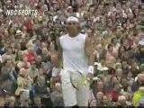 Nadal vs. Federer (Wimbledon 2008)