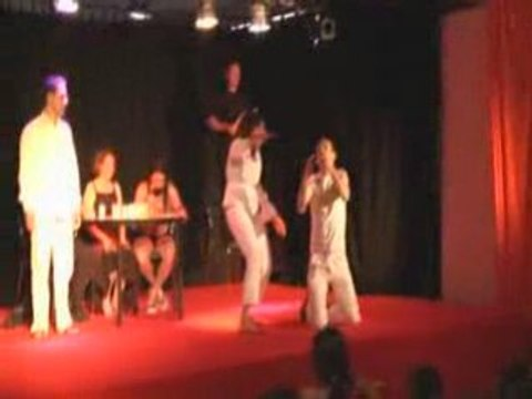Création Improv'istres - Festival de Nice