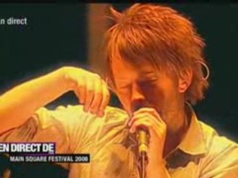 Nude, Radiohead @ Main Square Festival