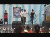 Kfm crew fête des couleurs show break-Dance