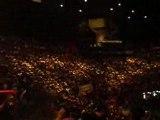 Vague humaine à Bercy 02-07-2008 - Concert Iron Maiden