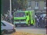 FSR Jaune Fluo Sapeurs Pompiers Valognes 50