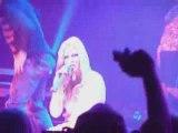 Forest National - 21.09.08 - Avril Lavigne - Sk8ter Boy