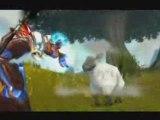 Pub World of Warcraft - Jean Claude Van Damme
