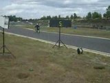Run Derbi Gpr scooter power 2008