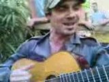 Manu Tchao et moi et ma ptite guitare