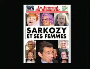 """Carla Bruni : """"Chanson pour Nicolas"""""""