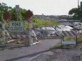 Lava Road Closures, Big Island of Hawaii