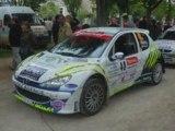 rally du rouérgue 2008