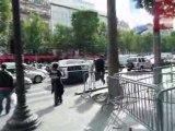 Champs-Elysées(Paris)-9 juillet 2008