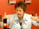 Christine Boutin - France Inter